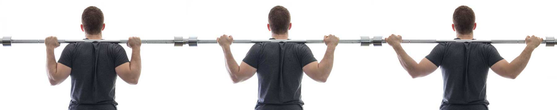 Image result for squat hand placement